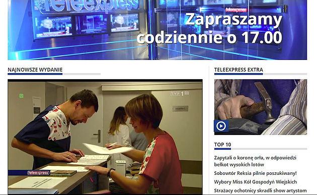 TVP Teleexpress – reportaż o wyjątkowym projekcie prowadzonym przez Annę Młyńską twórcą marki EFIMED