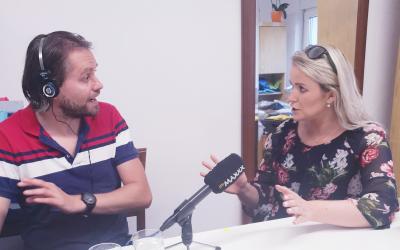 Ogólnopolski wywiad z Anną Młyńską na łamach radia RMF FM i RMF MAXXX