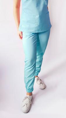 Spodnie medyczne damskie standart joggery EFIMED