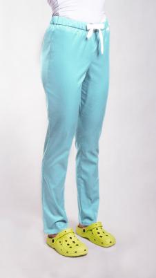 Spodnie medyczne damskie wzór standart EFIMED